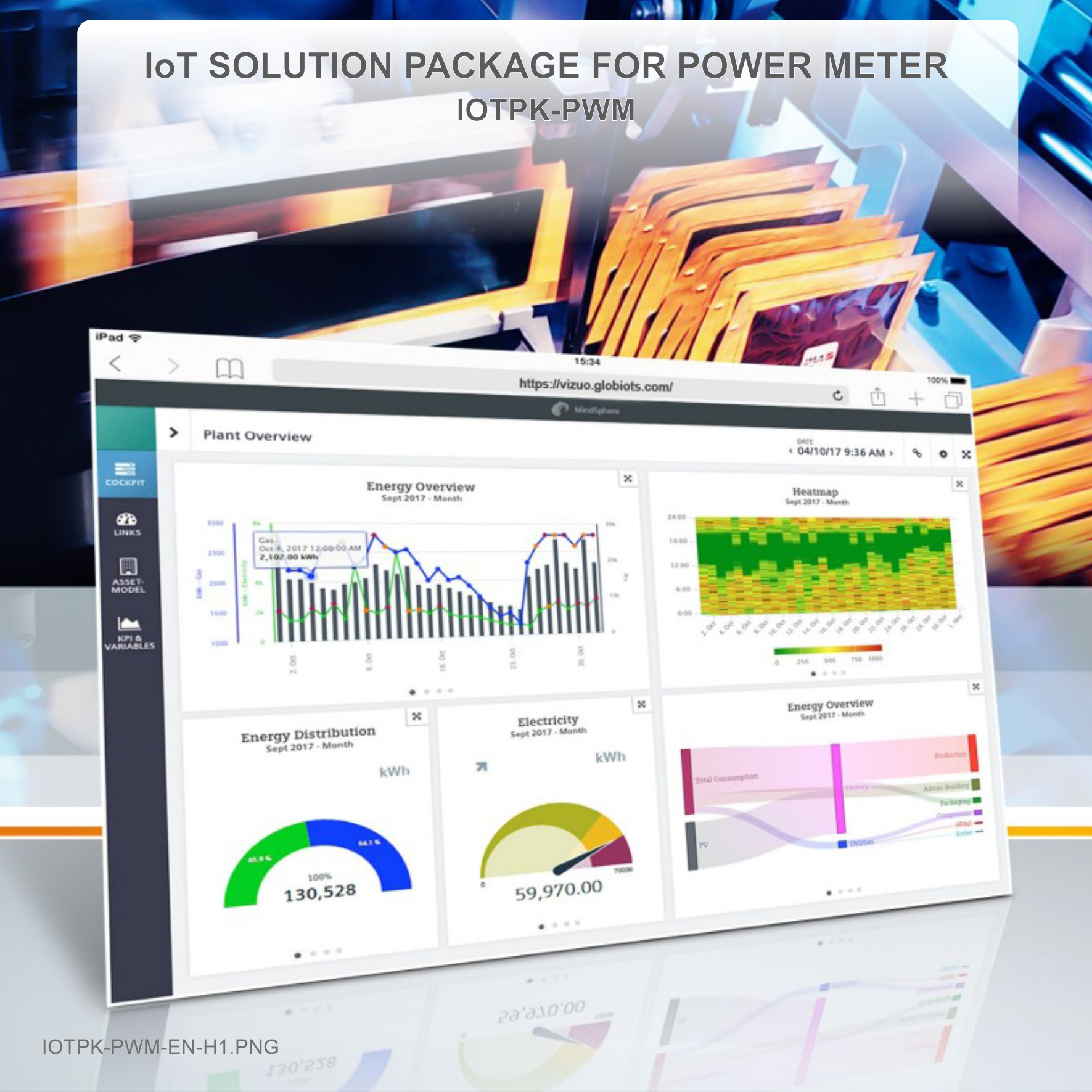 IoT SOLUTION PACKAGE FOR POWER METER