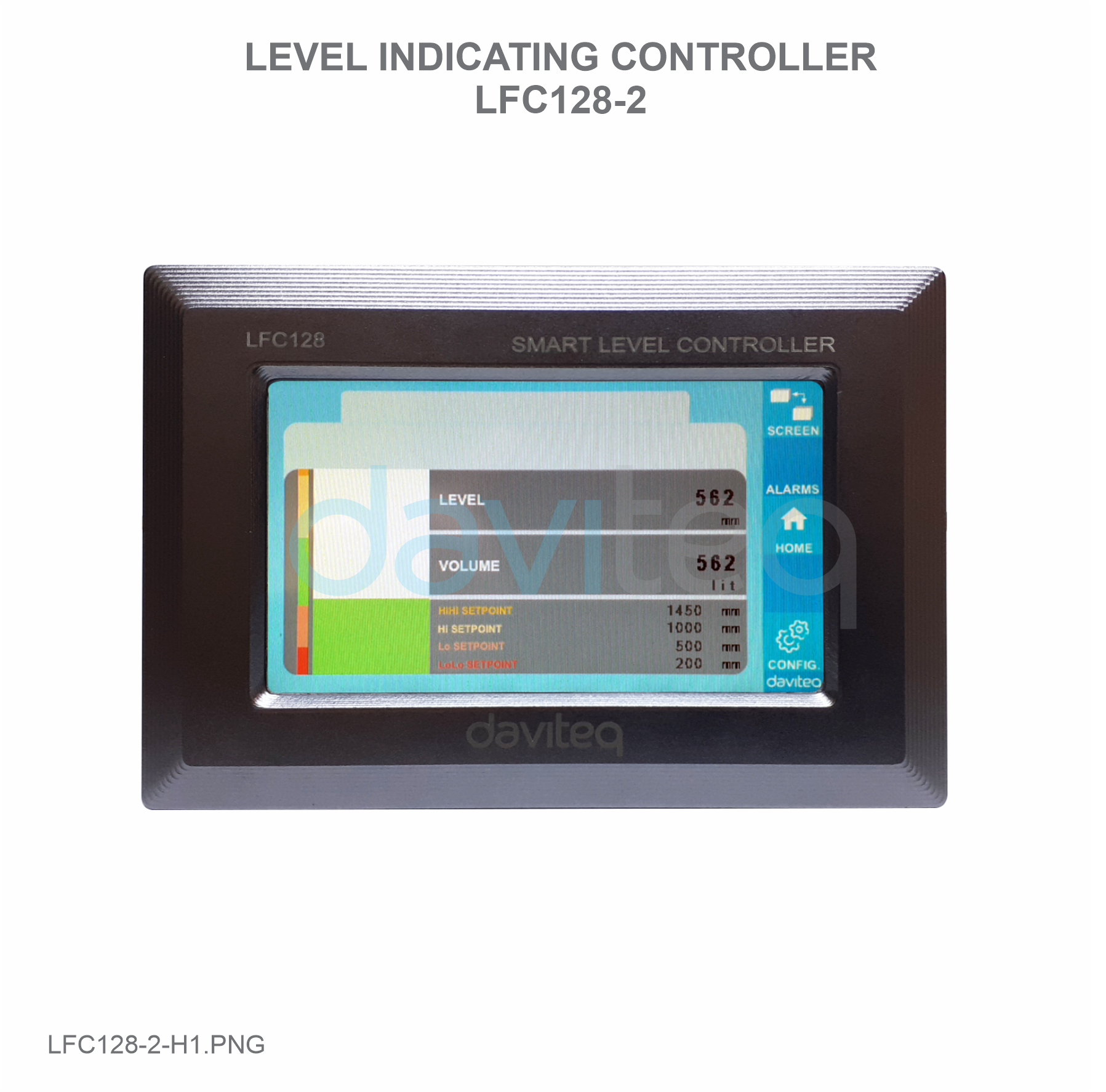 Level Indicating & Controller