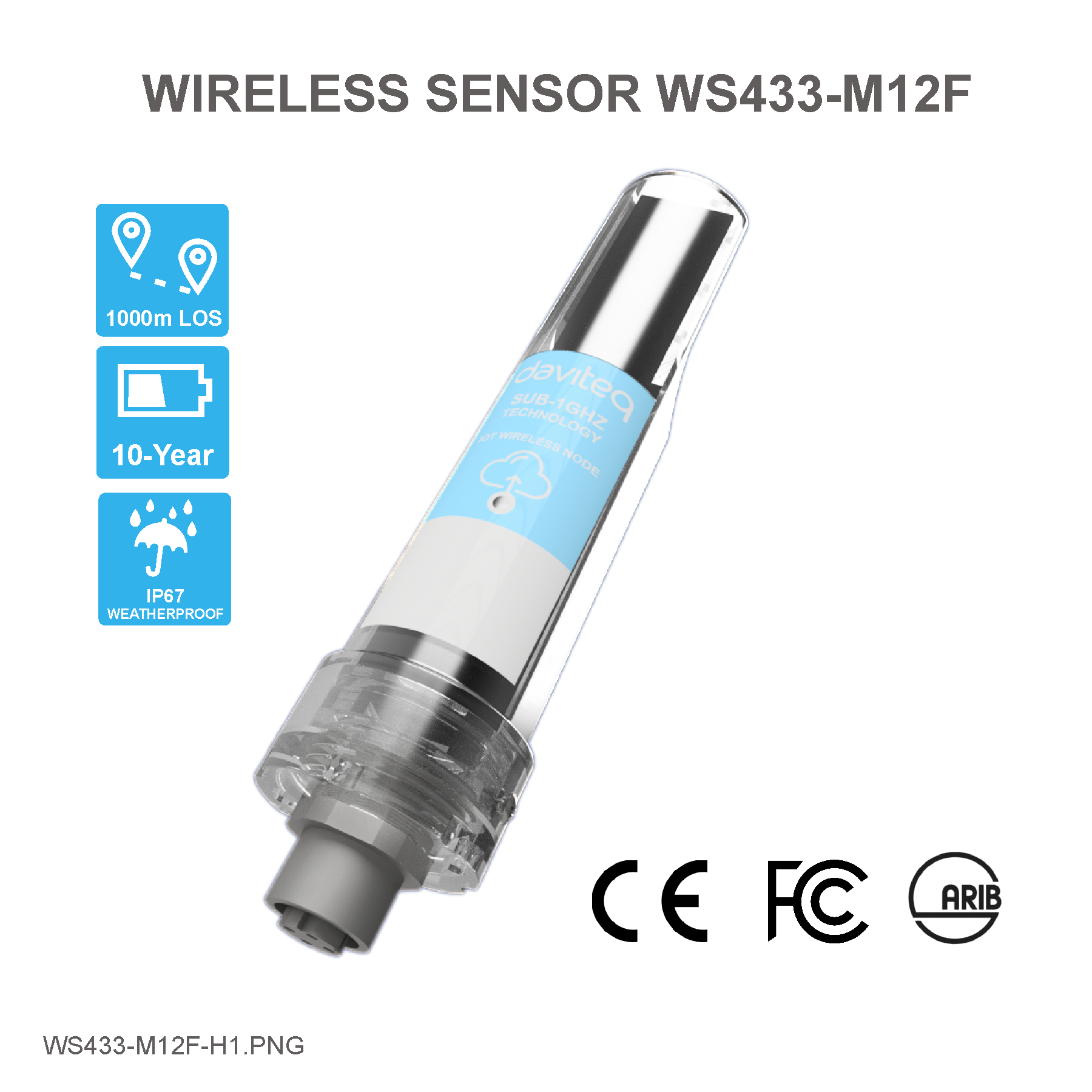 Wireless Sensor Transmitter