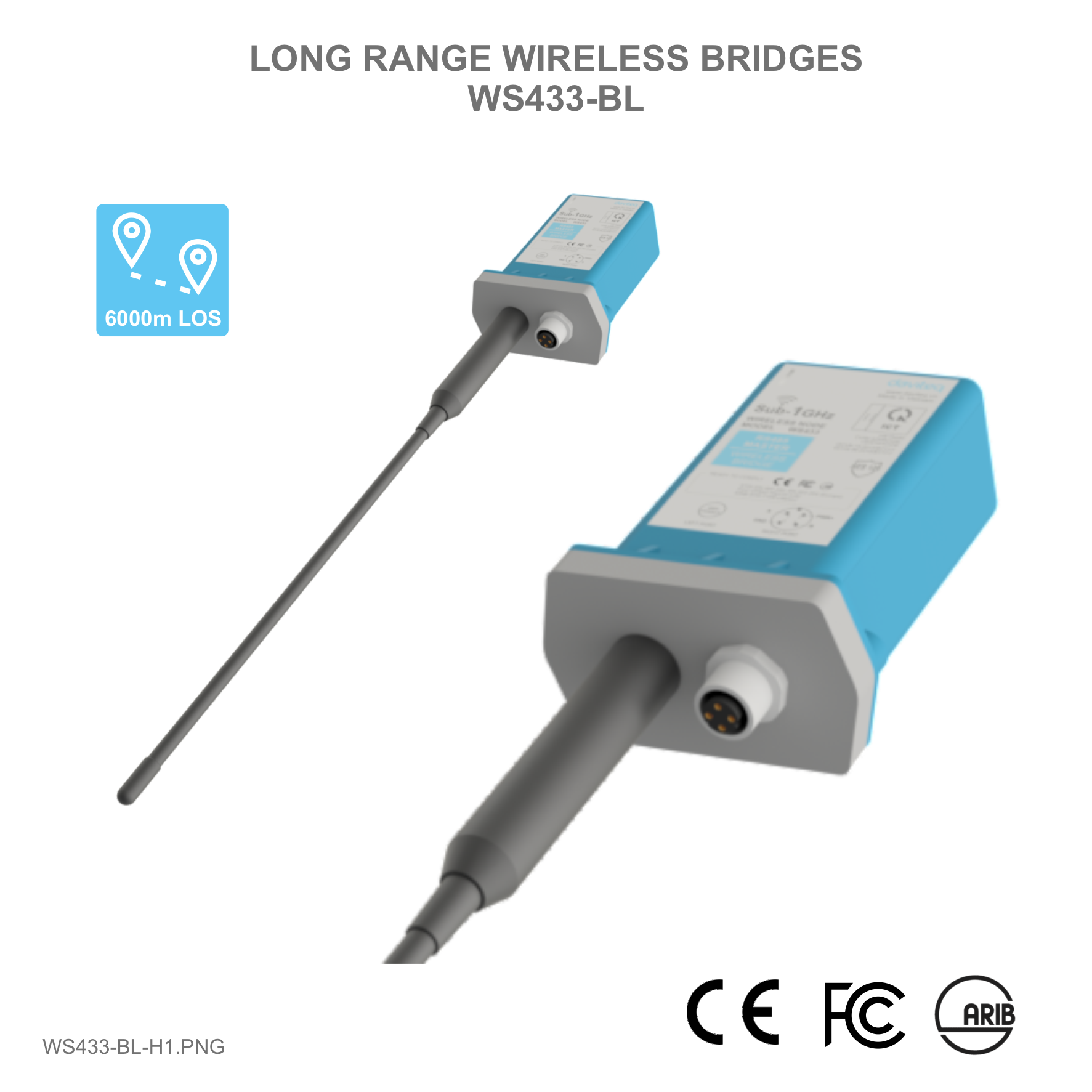 Long Range Wireless Bridges