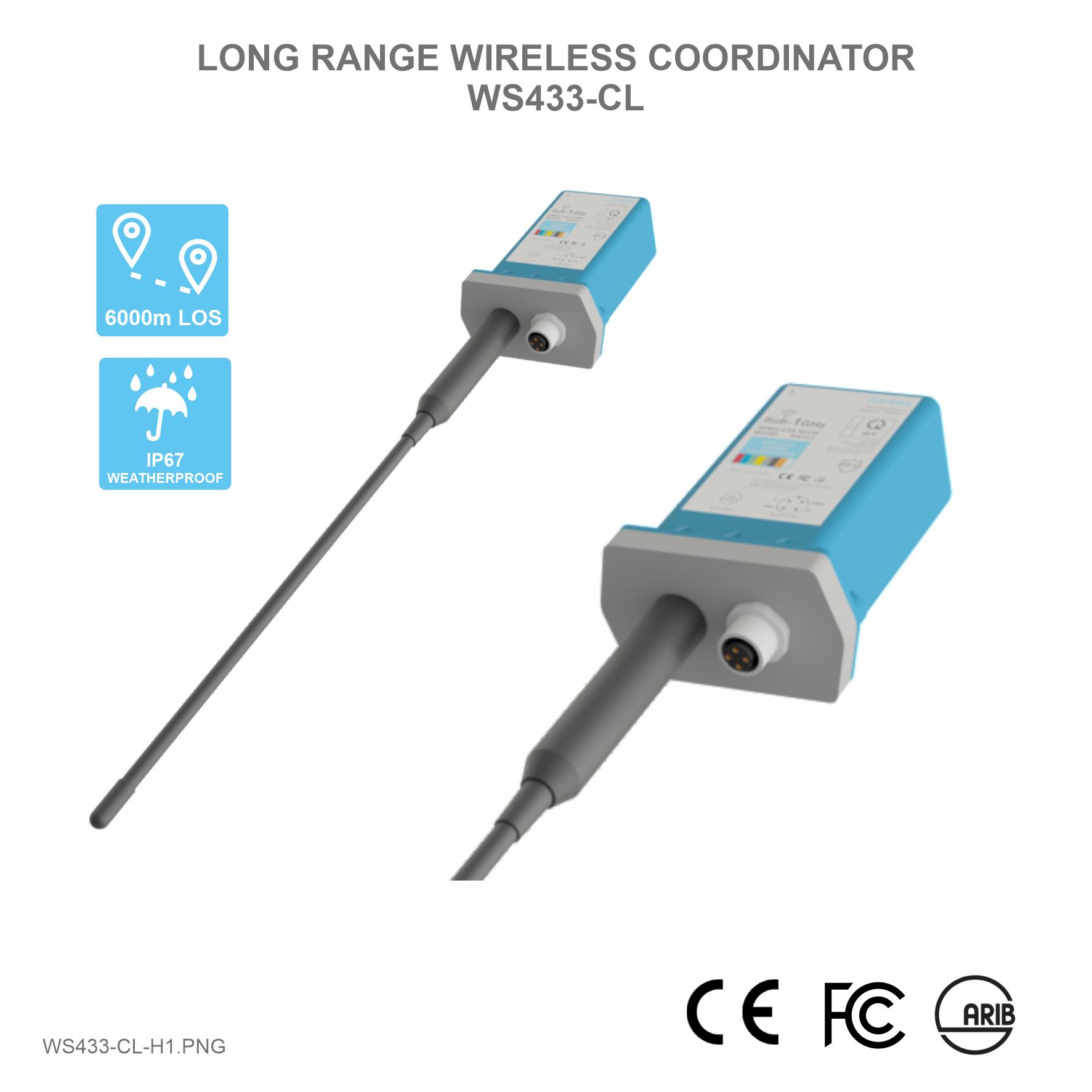 Bộ thu tín hiệu cho cảm biến không dây tính năng cao